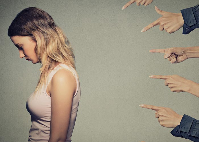 Why Women are being judged-feature image