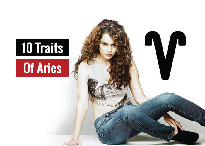 Traits Of Aries (Aries Traits)