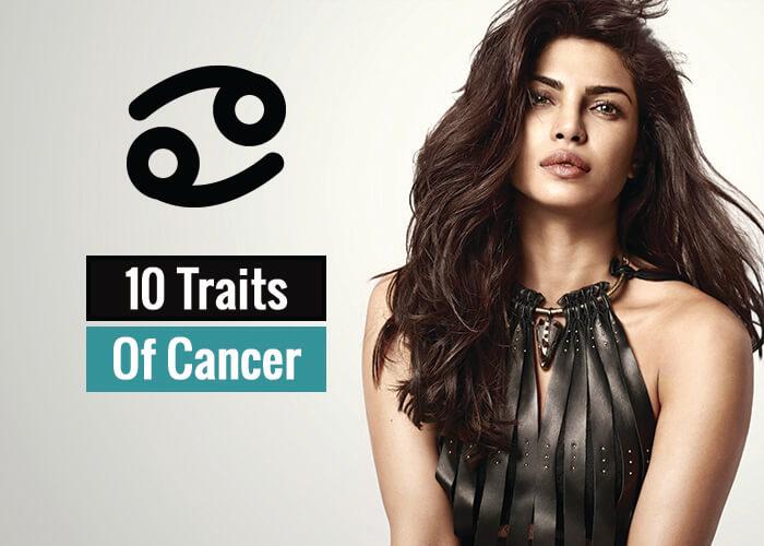 Traits Of Cancer (Cancer Traits)