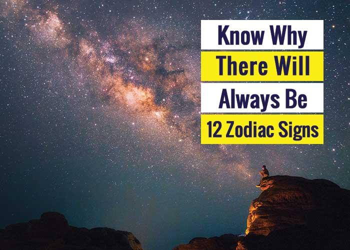 12 zodiac signs, twelve zodiac signs