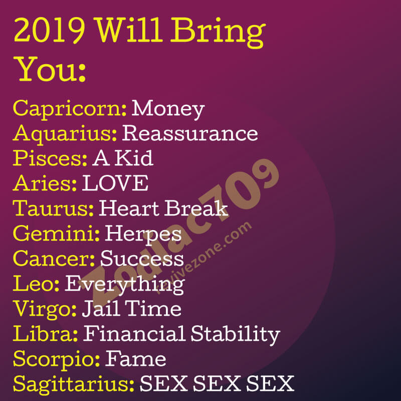 2019-will-bring-you