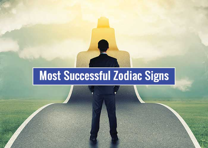 Most successful zodiac signs Listed