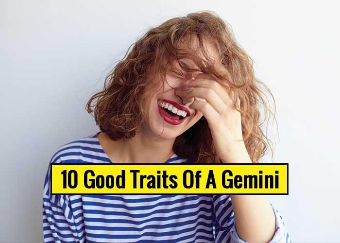 gemini good traits, gemini good qualities