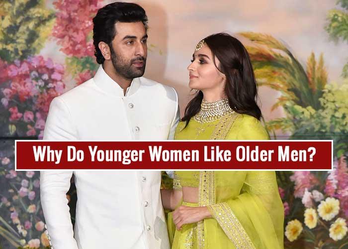 Men women why like do some older Men Confess