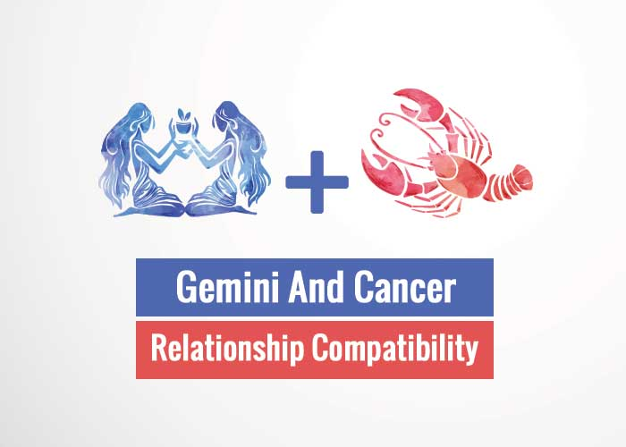 Gemini and Cancer Relationship Compatibility