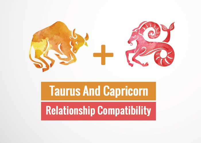 Taurus And Capricorn Relationship Compatibility