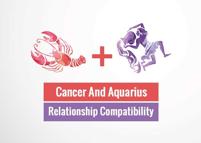 Cancer And Aquarius Relationship Compatibility
