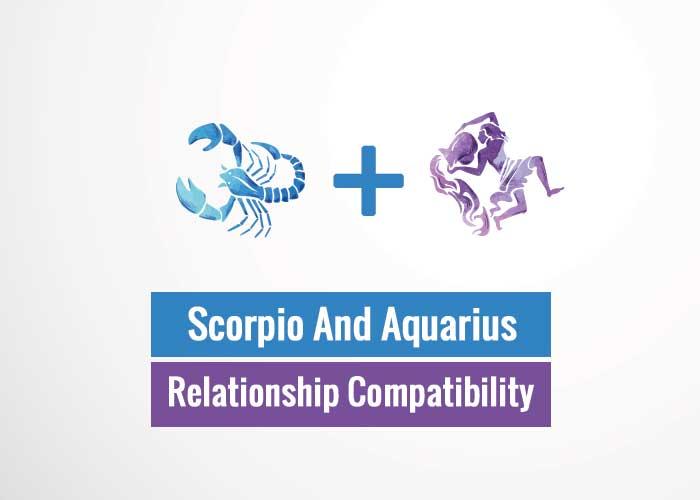 Scorpio And Aquarius Relationship Compatibility