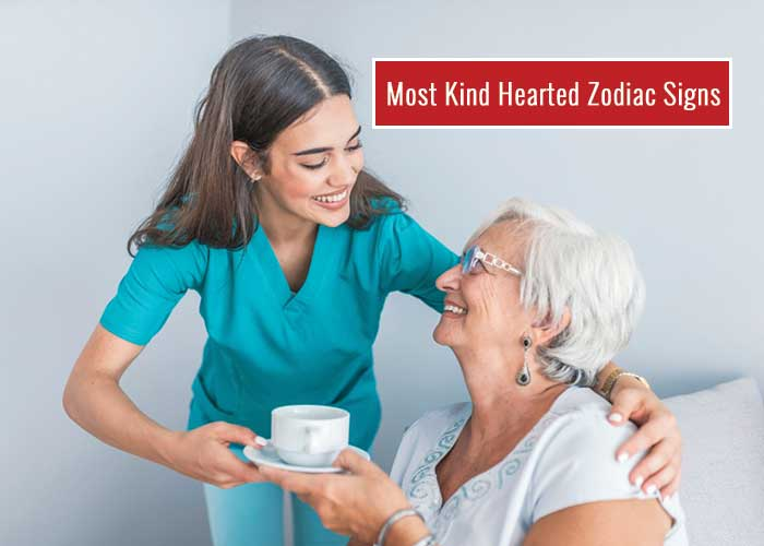 most kind hearted zodiac signs